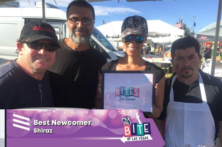 Best Bite Winners; Bite of Las Vegas, Sept. 15, 2018