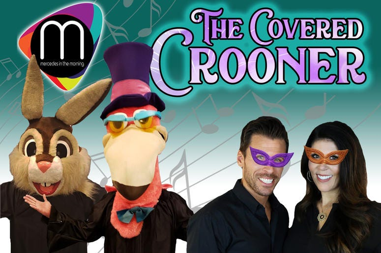 The Covered Crooner