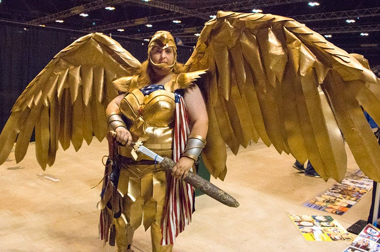 Wizard World in St. Louis April 6, 2019