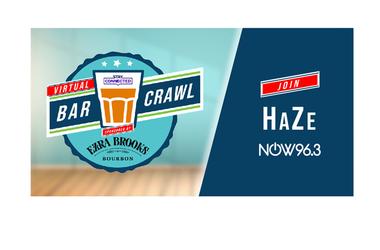 Virtual Bar Crawl