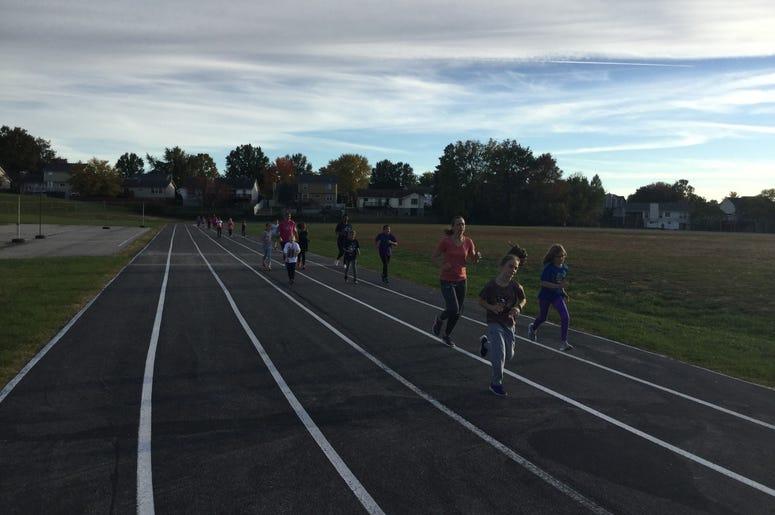 Girls on the Run Practice 5K