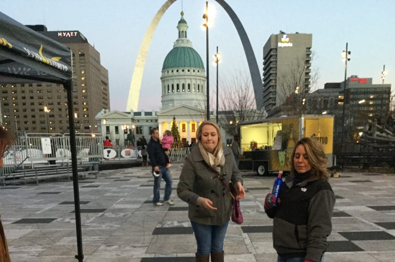 Winterfest at the Arch