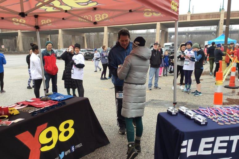 St. Louis Working Women's Survival Show Ultimate Girl's 5K