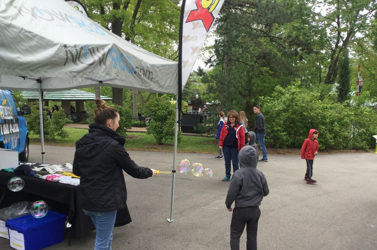 Earth Day at the St. Louis Zoo
