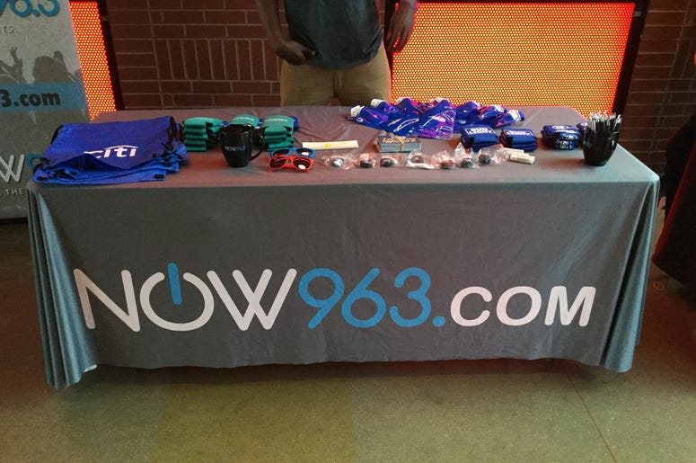 NOW 96.3 WCF Game 2 Blues Watch Party