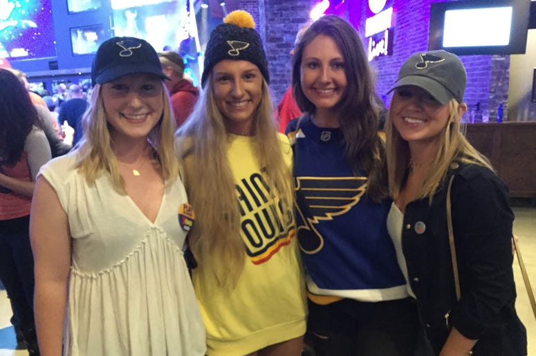 NOW 96.3 Blues Watch Party