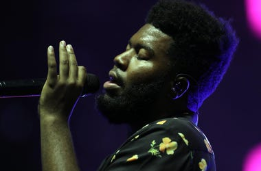 Khalid at Bonnaroo Music and Arts Festival