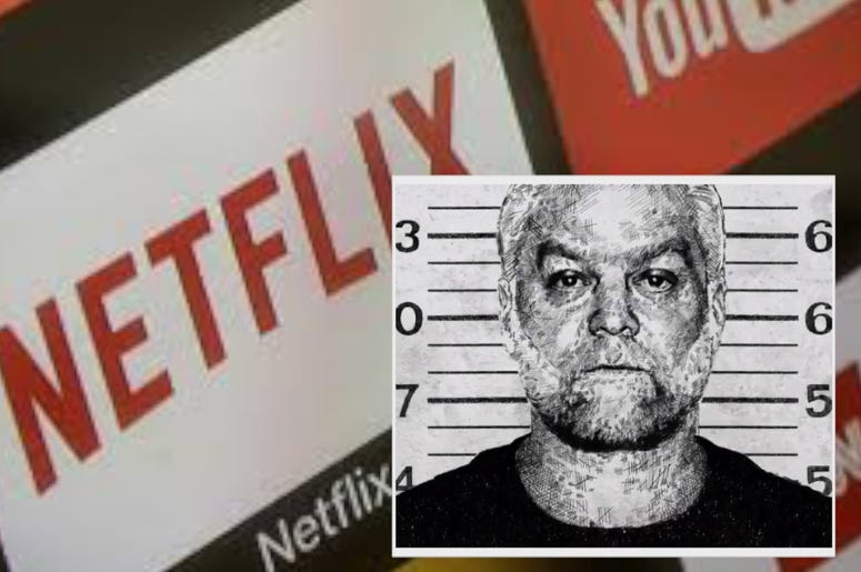 Making a Murderer on Netflix.