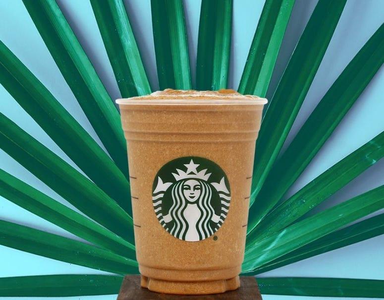 Starbucks Protein Shake