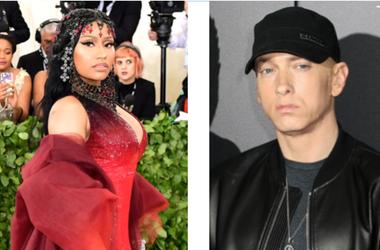 Nicki Minja, Eminem