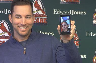 Yadier Molina, Adam Wainwright, St. Louis Cardinals