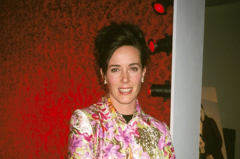 Fashion Designer Kate Spade Dead At 55 Now 96 3