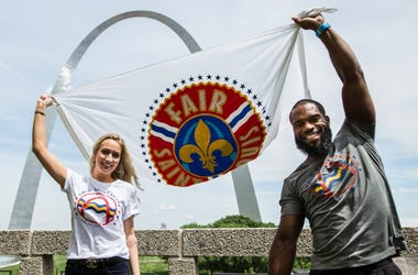 Arch Apparel and Fair Saint Louis partnership