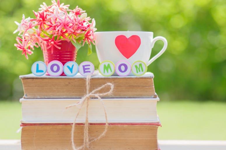 books for mom