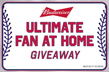 Budweiser Ultimate Fan at Home Giveaway