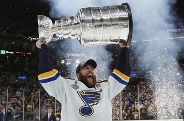 St. Louis Blues Stanley Cup Champions