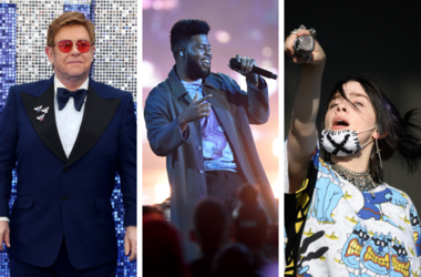 Elton John, Khalid, Billie Eilish