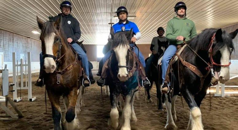 Wichita Mounted Unit
