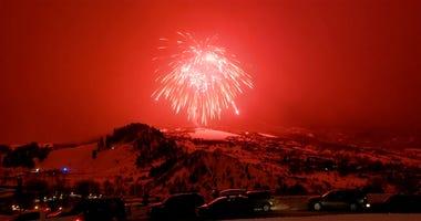 Colorado Firework