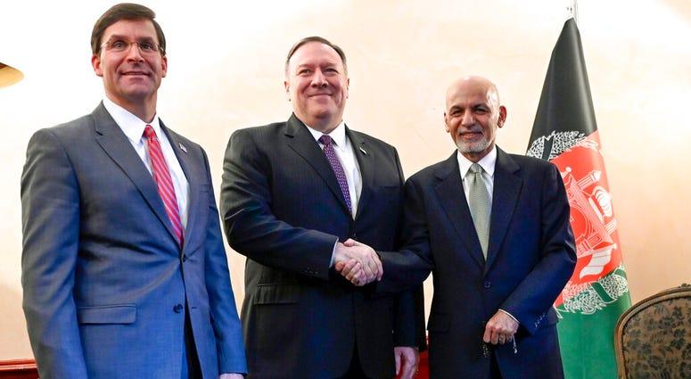 Afghanistan deal