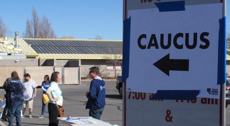 Nevada caucus