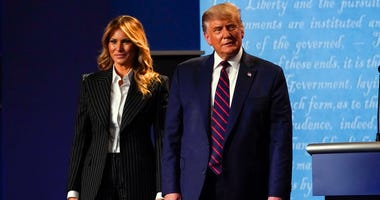 President Trump says he tested positive for coronavirus