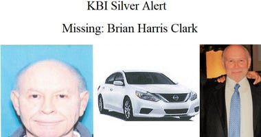 KBI issues Silver Alert for missing Tonganoxie man