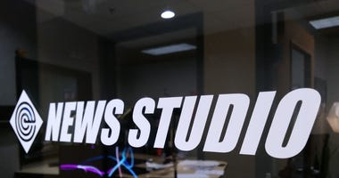 KNSS studio
