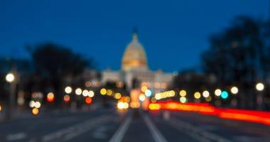 U.S. Capitol D.C.