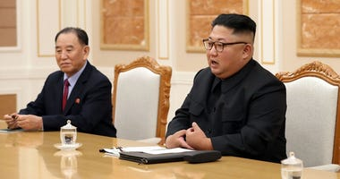 U.S. urging North Korea to come back to the bargaining table