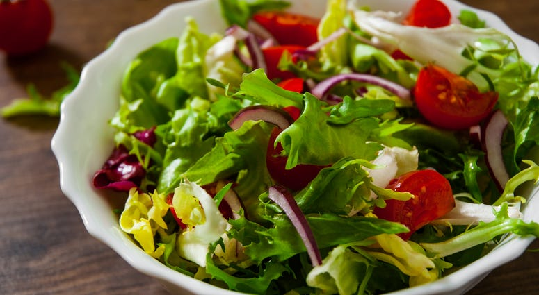 "What is your ""go-to"" salad dressing?"