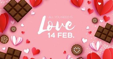 Some Valentine's Day statistics