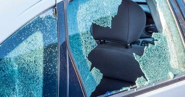 automobile vandalism
