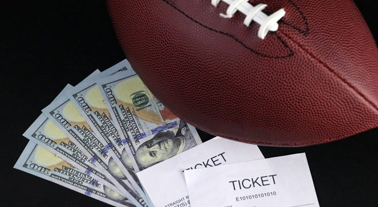 Kansas Legislature taking another look at sports gambling