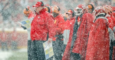 The Kansas City Chiefs are headed to Chicago