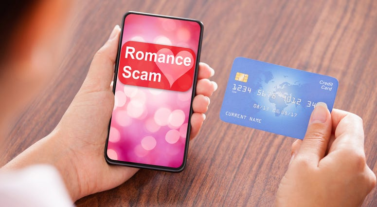 BBB warning Kansans about online dating scams