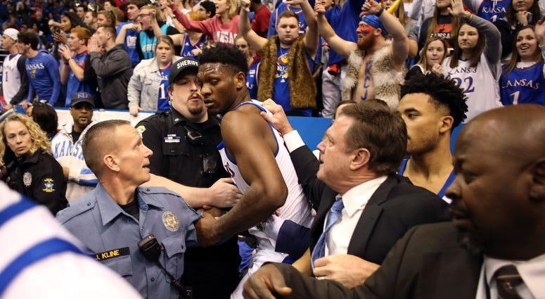 Kansas men's basketball