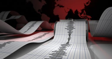 earthquake, Kansas