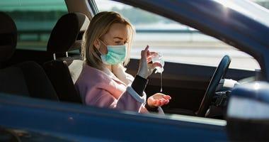 The coronavirus pandemic and holiday weekend travel