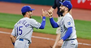 Royals snap 7 game losing streak