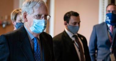 Senate expected to confirm Barrett's nomination