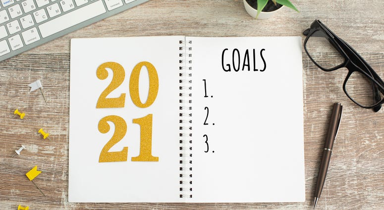 New Year's Resolutions, you're not alone