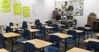 A look at coronavirus in U.S. schools