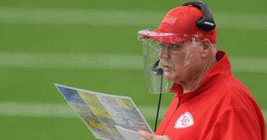 The Chiefs are gearing up for Monday Night Football