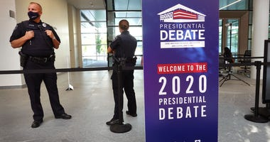 A Presidential debate preview