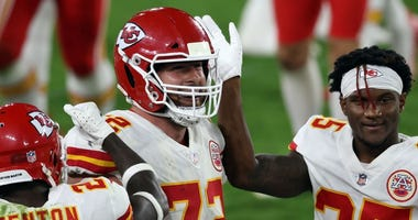 A huge win for the Kansas City Chiefs