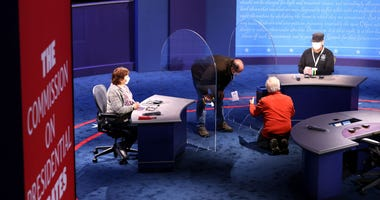 Candidates gear up for Vice-Presidential debate