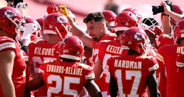 The Chiefs on the road at division rival Denver