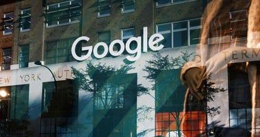 Justice Department files antitrust case against Google