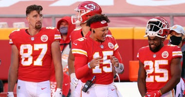 The Chiefs looking for revenge in Las Vegas